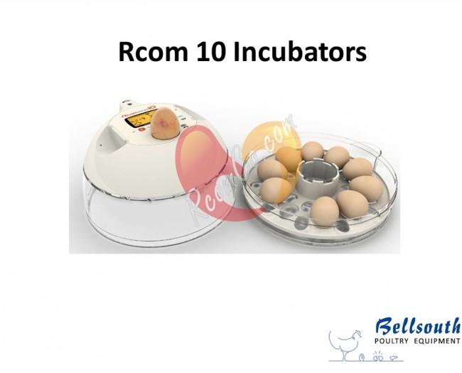 Rcom 10 incubator