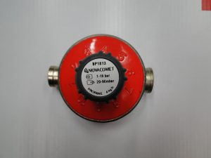 Novacomet gas regulator