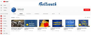 Bellsouth Youtube