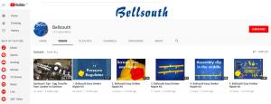 Bellsouth Youtube